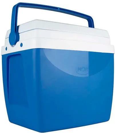 Caixa Térmica 26 Litros Azul