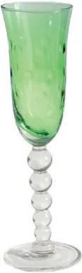 Conjunto Taças em Vidro  Verde 190ml 6 peças