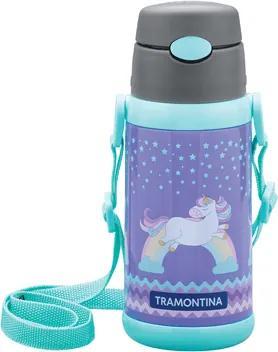 Garrafa Térmica Tramontina Infantil Unicórnio 500 ml 61647054