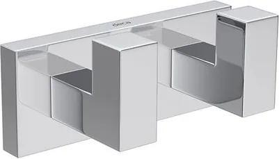 Cabide Duplo Quadratta 2062.C83 - Deca - Deca