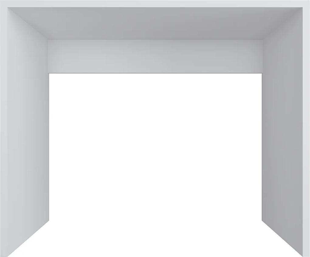 Bancada Aberta Branco KD1620 Quiditá