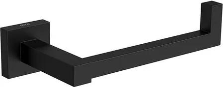 Papeleira Quadratta Black Matte 2020.BL83.MT - Deca - Deca