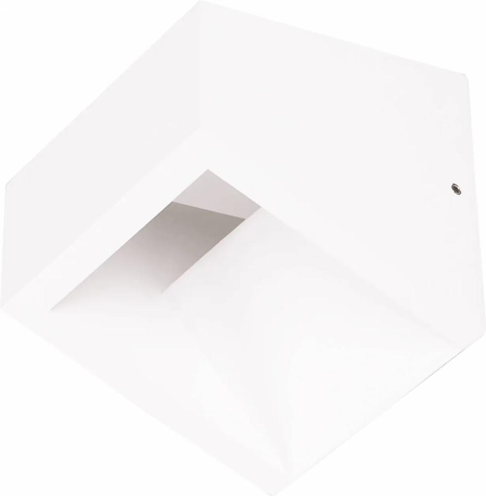 arandela GO 10cm branco led 7w BELLA LZ057