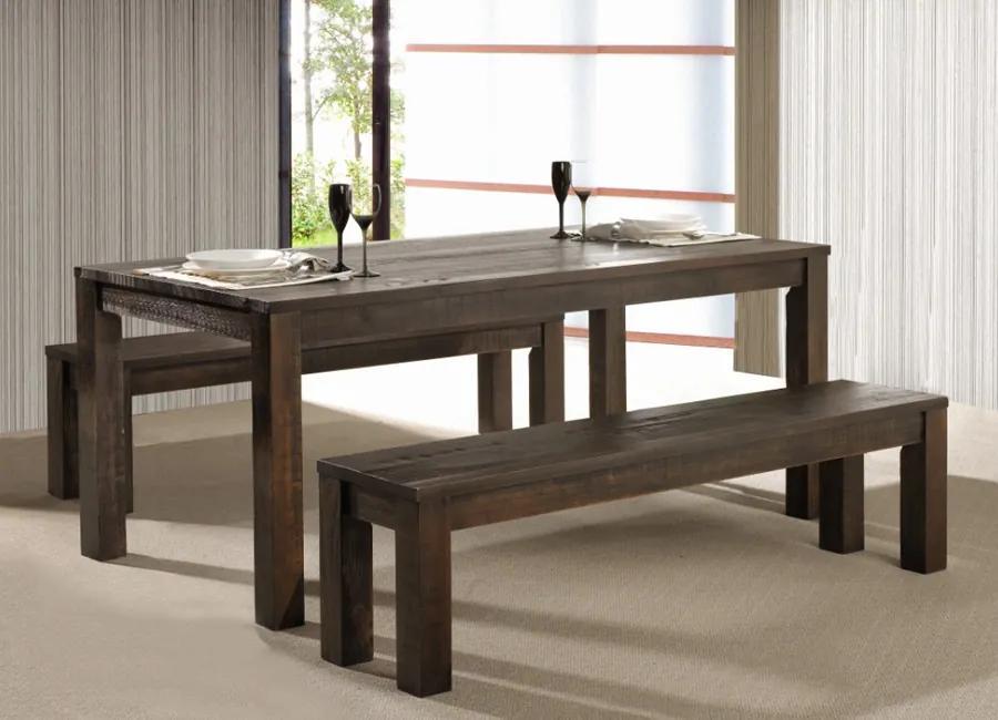 Mesa de Jantar Vilela - Pés Quadrados