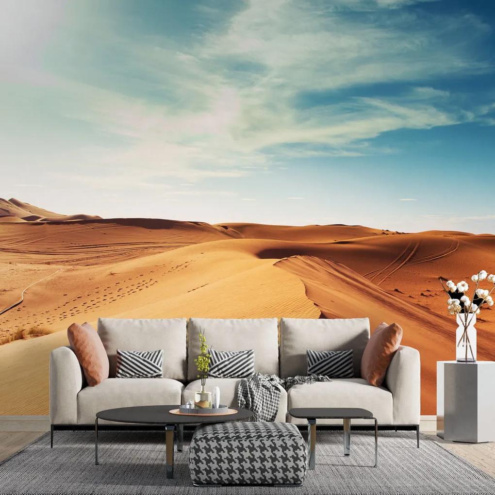 Painel fotográfico dunas deserto do sahara