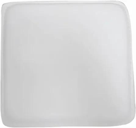 Almofada Para Banqueta Iron Courissimo Branco - 30442 Sun House