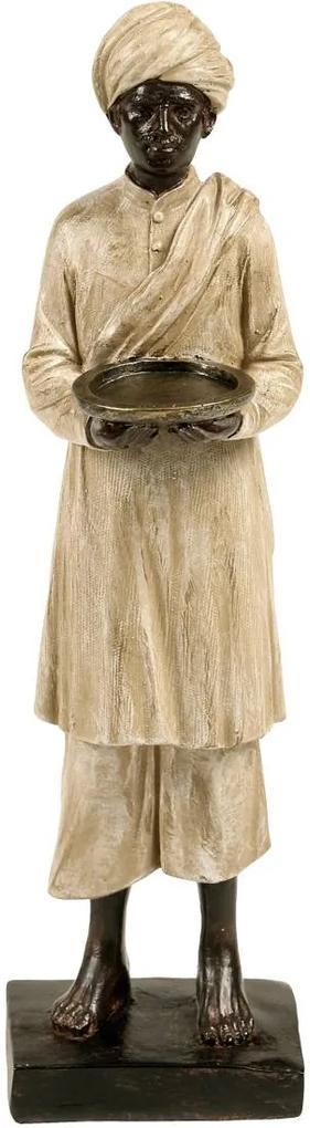 Estatueta Africano Etnic