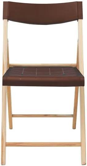 Cadeira Madeira Teca Marrom 13798/052 - Tramontina - Tramontina