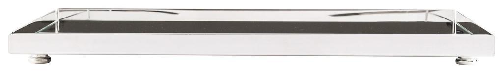 Bandeja Shefield Plate Prata - M  M