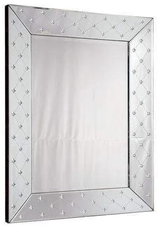 Espelho Veneziano Retangular 90x70cm