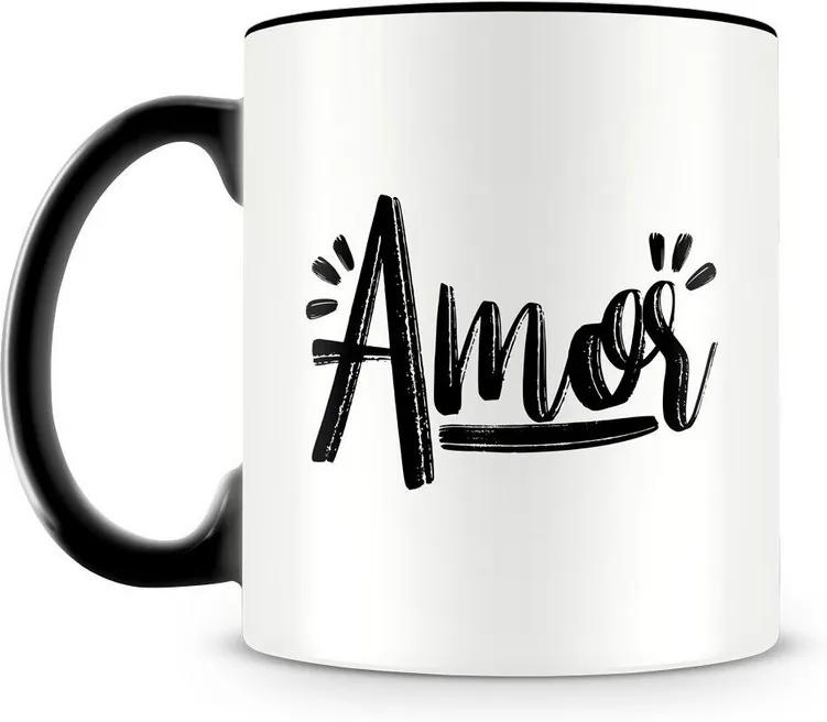 Caneca Personalizada Amor (Mod.2)