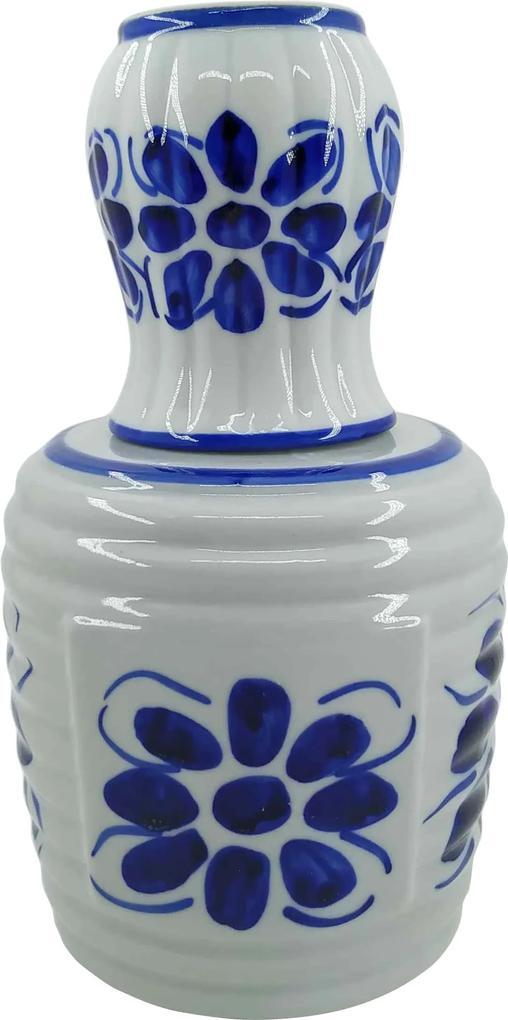Moringa em Porcelana Azul Colonial 1L