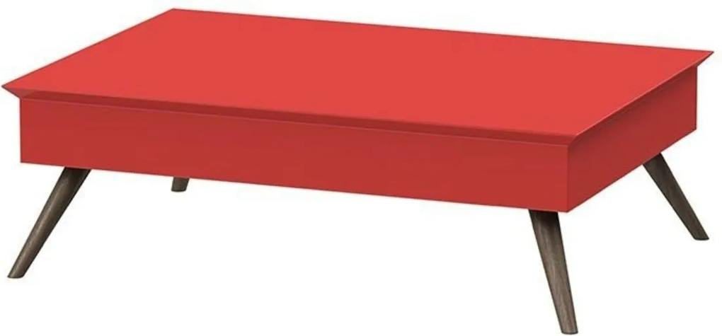 Mesa de Centro Pinoquio Vermelho