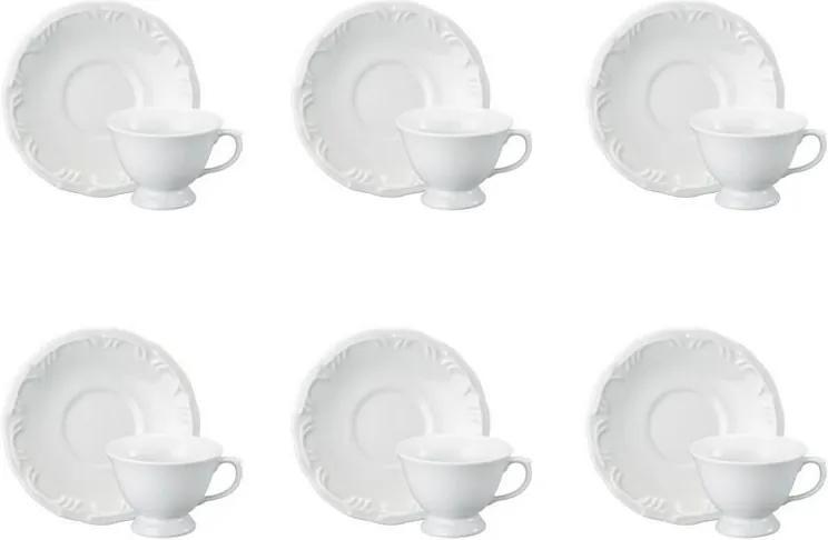 Jogo de Xícaras de Chá Pomerode - Schmidt