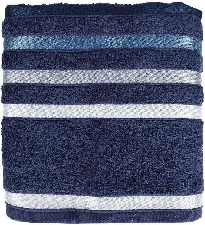Toalha de Rosto Lumina - Azul Escuro - Karsten