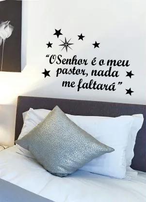 ADESIVOS O SENHOR É MEU PASTOR