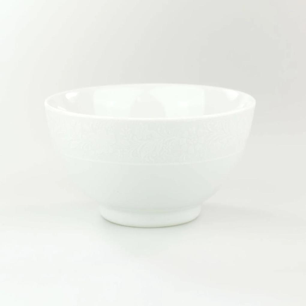 Bowl 500 ml Porcelana Schmidt - Dec. Noiva