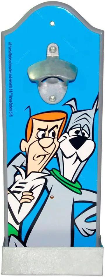 Abridores de Garrafas Hanna Barbera The Jetsons Astor and George Mad