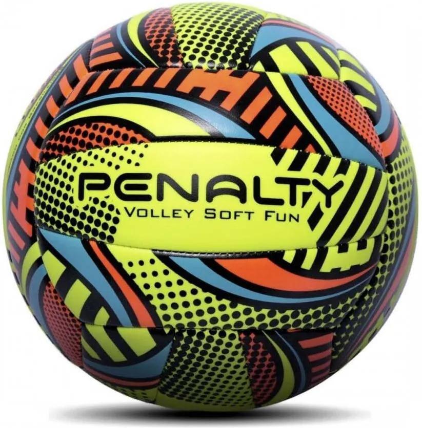 Bola de Vôlei de Praia Penalty Soft Fun VIII Volley