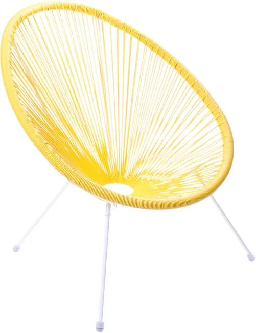 Cadeira Acapulco – Amarelo