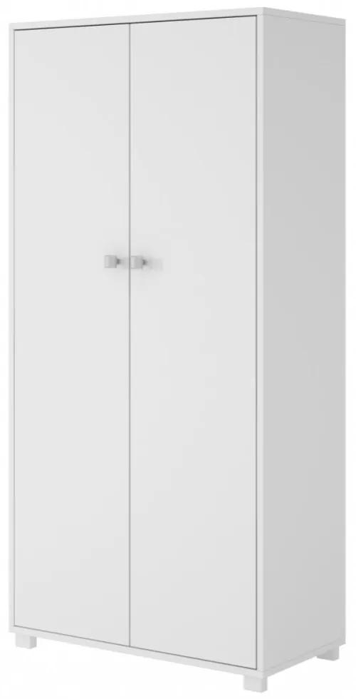 Armário Multiuso BS103 Branco - BRV Móveis