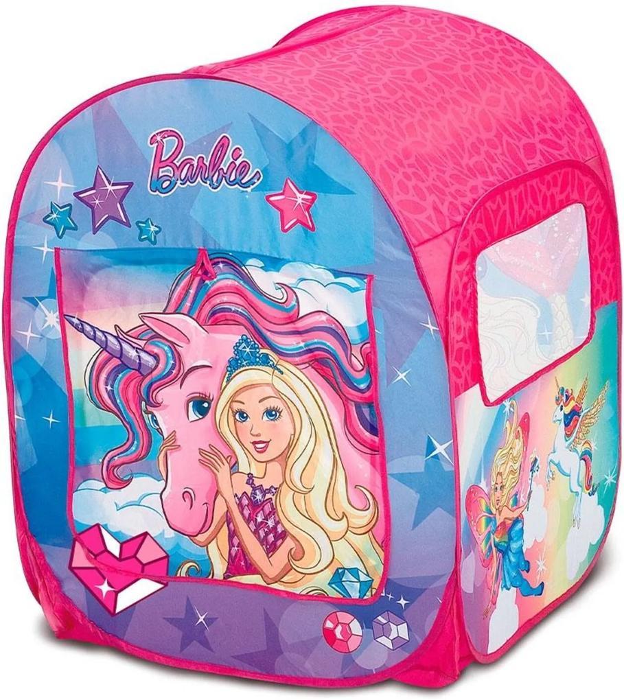 Barraca Barbie Mundo dos Sonhos 50 Bolinhas - Fun Divirta-se