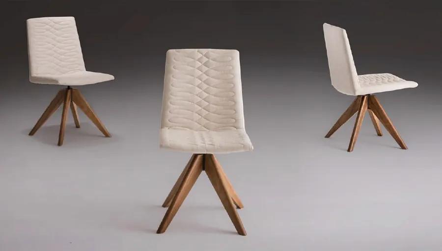 Cadeira Skin Giratória