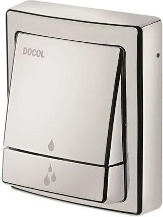 Acabamento para Válvula Descarga Salvagua Square Cromada - 00449506 - Docol - Docol