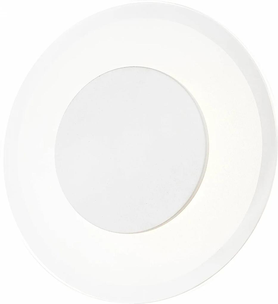 arandela PIP φ18cm branca led 6w BELLA MG014