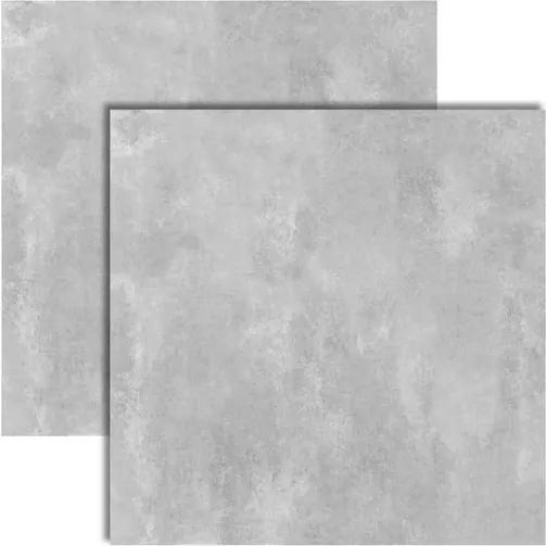 Porcelanato Soft Concret Lux Plus Polido Retificado 82x82cm - P82032 - Embramaco - Embramaco