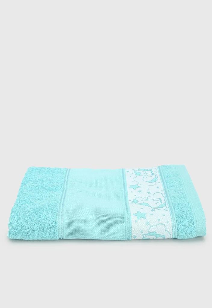 Toalha de Banho Santista Pinta E Borda Jba Dream Azul