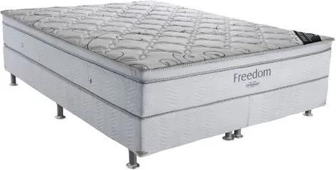 Conjunto Box Freedom King 186 cm (LARG) - 43126 Sun House