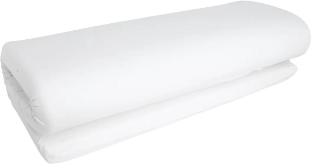Colchonete para Berço Fibrasca Desmontável Branco