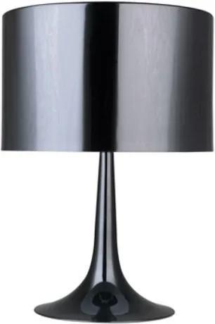 Luminaria Sirius em Aluminio cor Preto Solido - 11588 Sun House