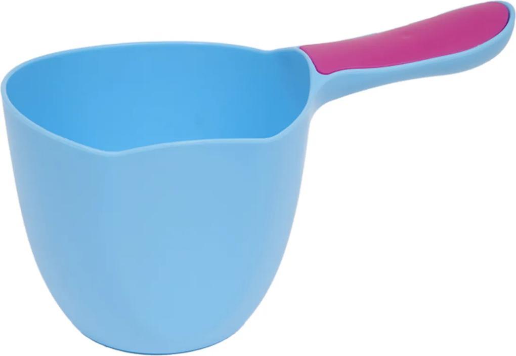 Caneca Buba Banho Baby Azul