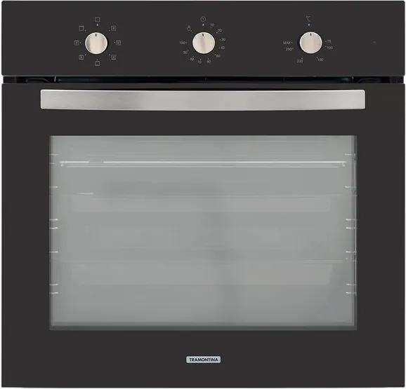 Forno Elétrico de Embutir New Glass Cook 71 Litros - 220v - 94867/220 - Tramontina - Tramontina