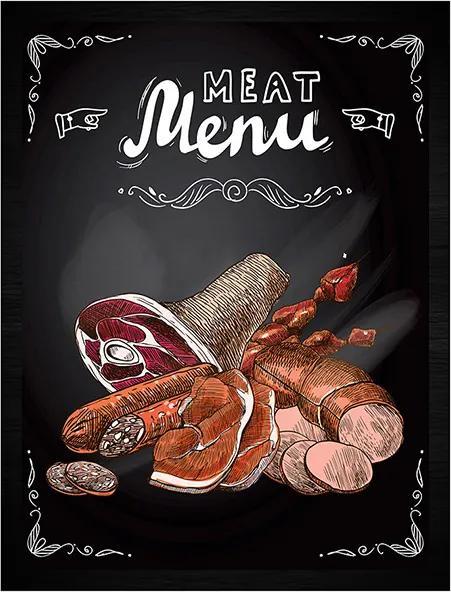 Quadro Meat Menu