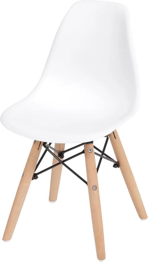 Cadeira Infantil DKR Eames Branco OR Design