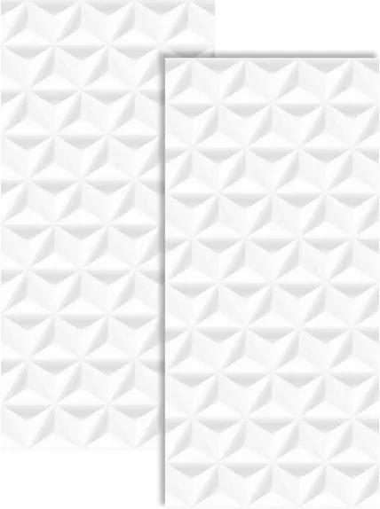 Revestimento Nuance Piramide Acetinado 2974 43,2x91cm - Ceusa - Ceusa