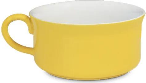 Caneca para Sopa Amarela 350 ml