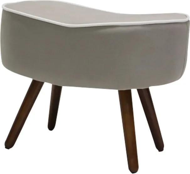 Puff Achillea Pés Palito - Wood Prime DM 26056