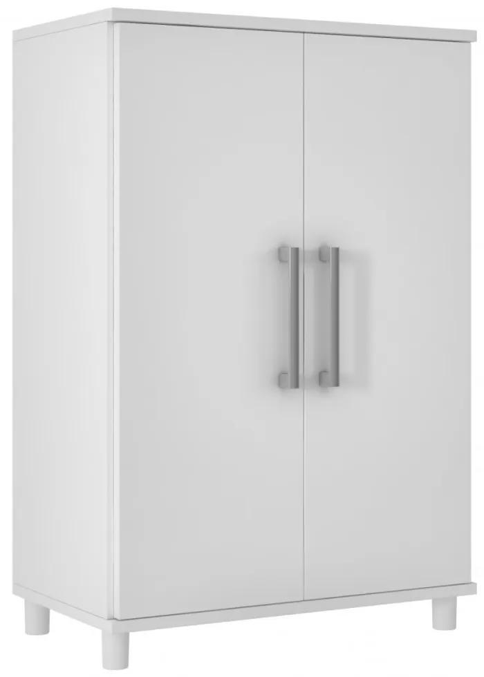 Balcão Multiuso BS05 Branco - BRV Móveis