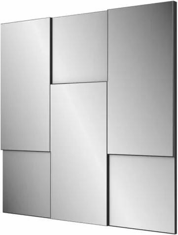 Quadro Espelho Horus Pequeno 90cm (LARG) cor Off White - 59729 Sun House