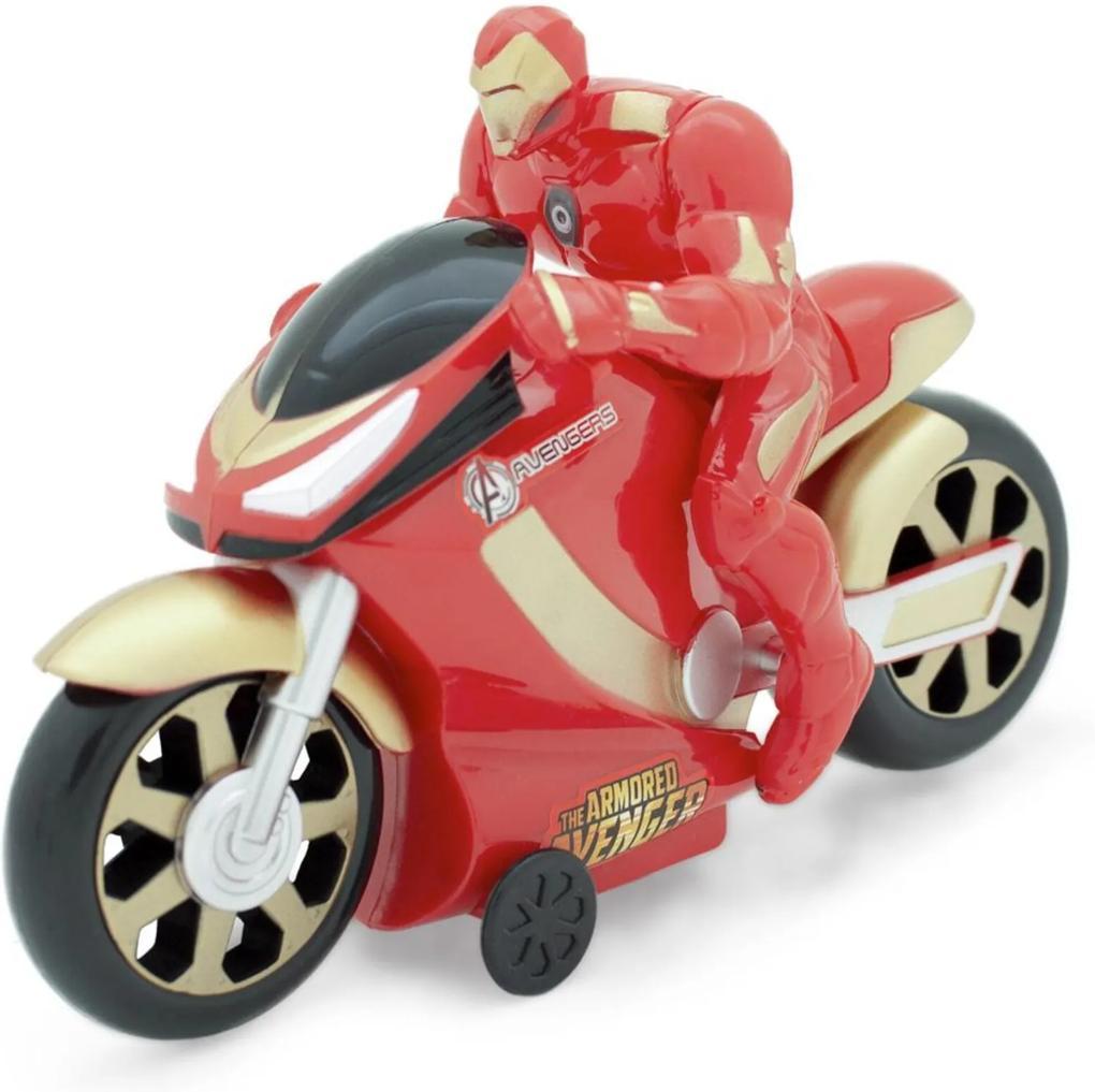 Moto de Fricção Homem de Ferro - Toyng