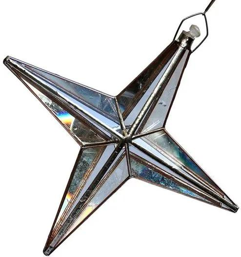 Prisma Pendente Estrela Companheira