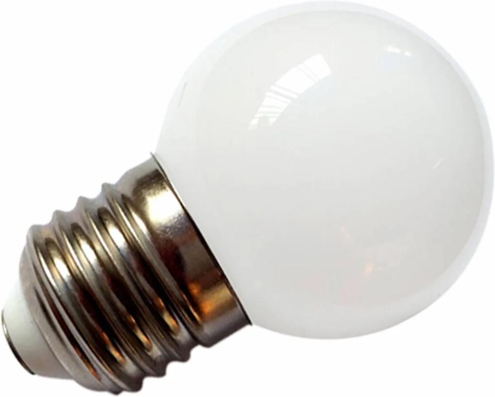 lâmpada bolinha MINI BULBO led 3w Bella LP044