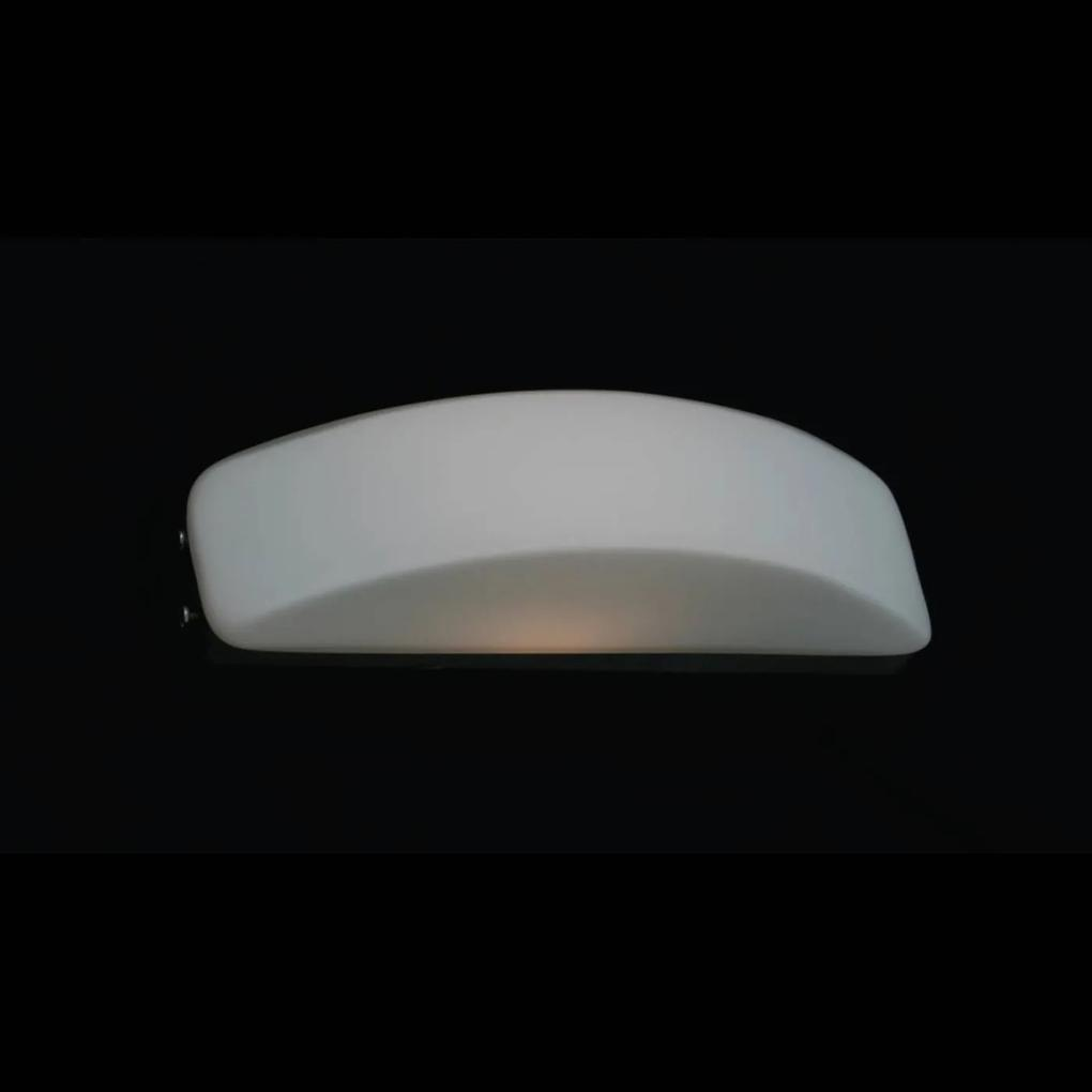 arandela MOON 1xbipino 7cm branca Bella ZD3001