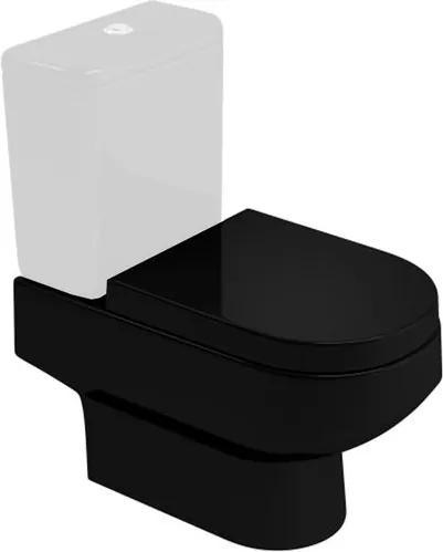 Bacia Sanitária para Caixa Acoplada Carrara Ébano P606 - Deca - Deca