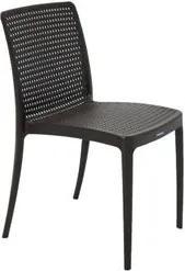 Cadeira Tramontina Isabelle Marrom