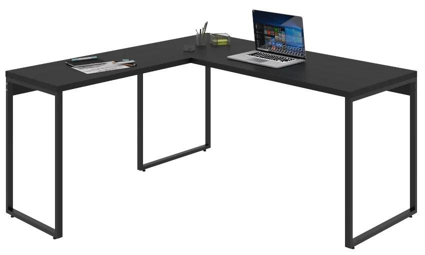 Mesa de Canto ML6150 Preto - Compace